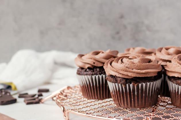 Brownie Muffins Photo