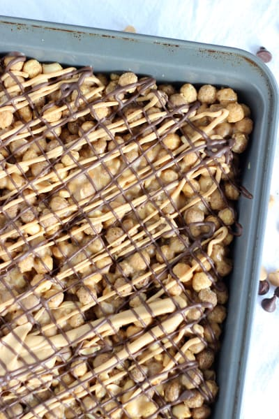 Reese's Puffs Cereal Bars Picture