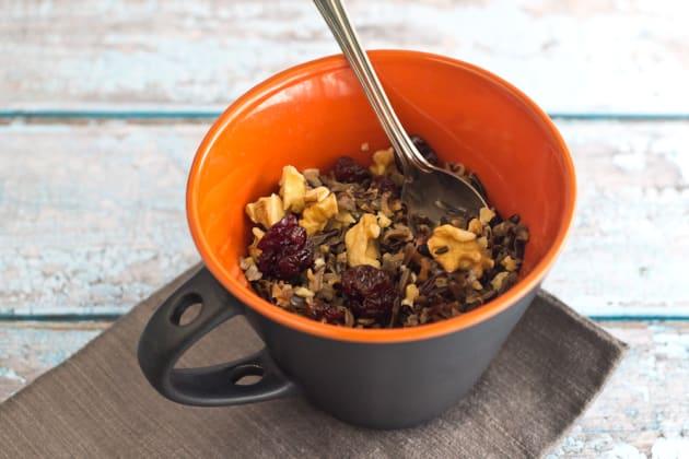 Wild Rice Porridge Picture