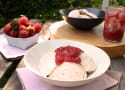 Homemade Strawberry Gelato: All Grown Up with Balsamic & Black Pepper