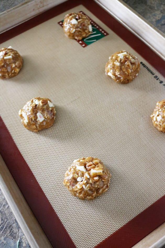 Gluten Free Peppermint Cookies Pic