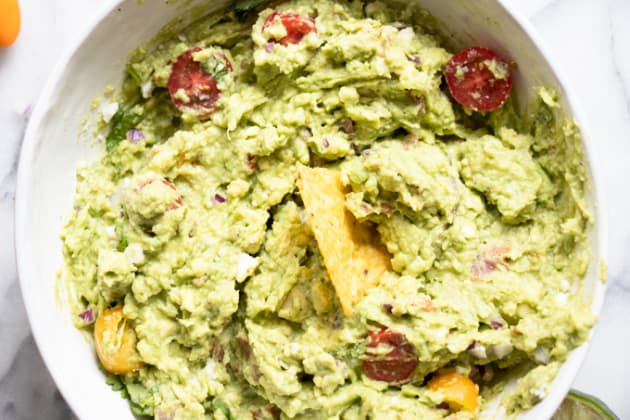 Loaded Guacamole Image