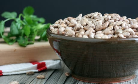 Vegetarian Refried Beans Picture