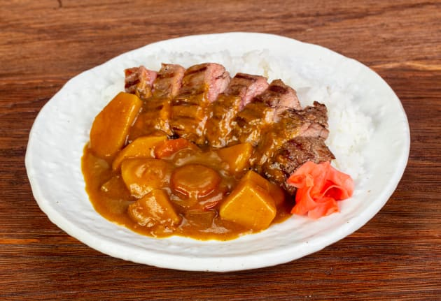 Japanese Beef Curry Photo