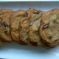 Sea Salt Chocolate Chip Cookie Recipe