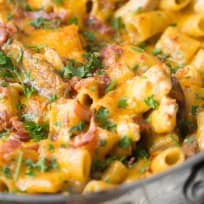 Alice Springs Chicken Pasta Recipe