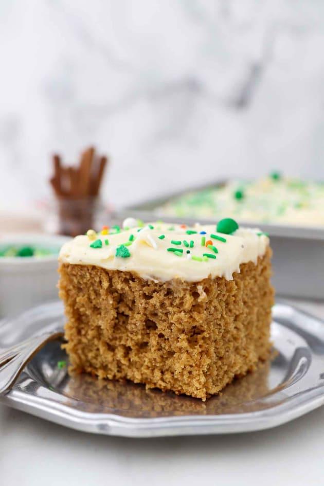 Gingerbread Cake Pic