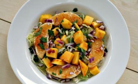 Winter Fruit Salad Recipe