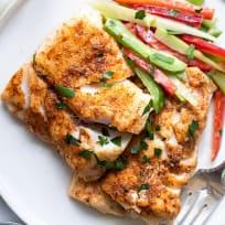 Cajun Grilled Cod Recipe