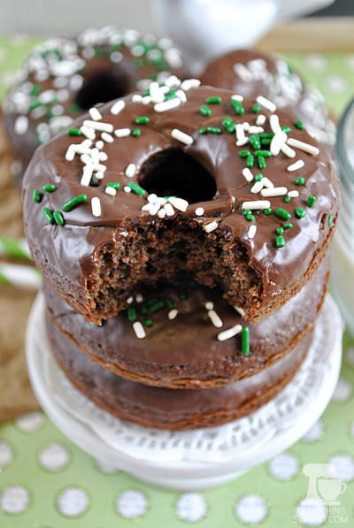 Chocolate Donuts Picture