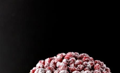 Sugared Cranberries Recipe