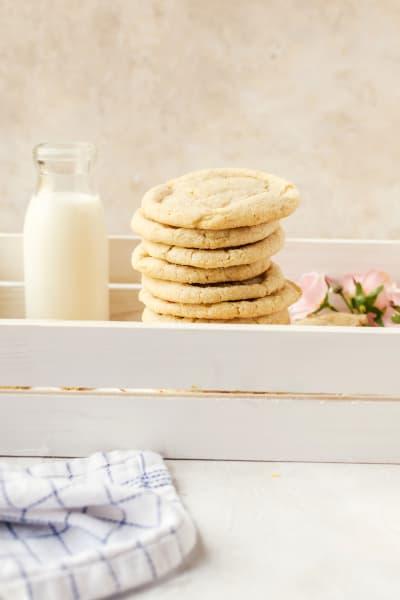 Brown Butter Chai Sugar Cookies Pic