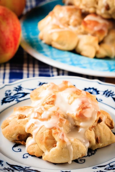 Baked Apple Fritters Image