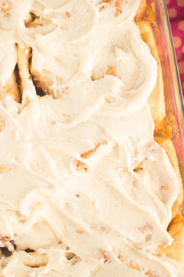 Peanut Butter & Jelly Sweet Rolls Image