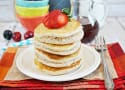Vegan Pancakes: Healthy and Fluffy Too