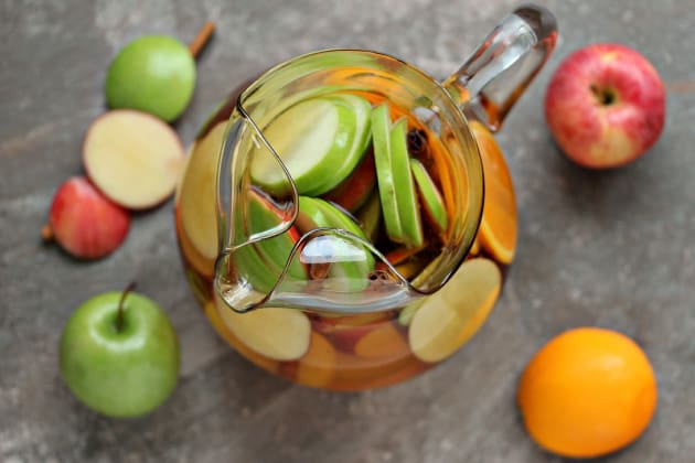 Easy Apple Sangria Photo
