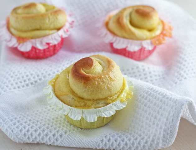 Lemon Swirl Rolls Photo