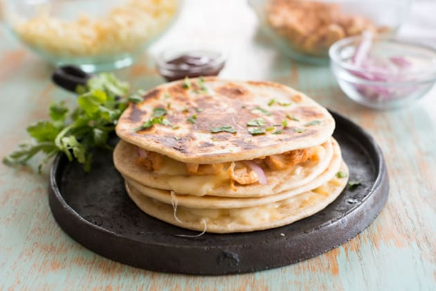 BBQ Chicken Quesadilla Photo