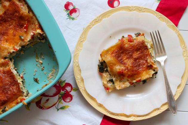 Chicken Lasagna Picture