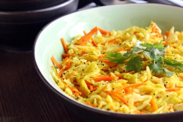 Cabbage Stir Fry Image