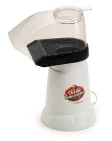 Presto Orville Redenbacher  Hot Air Popcorn Popper Review