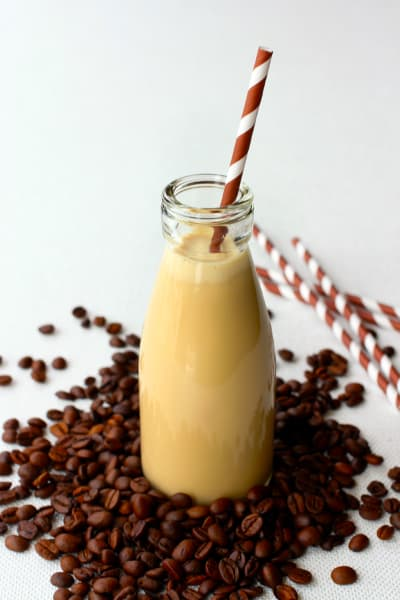 Iced Coffee Cocktail Picture