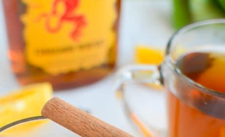 Hot Spiked Cider Image