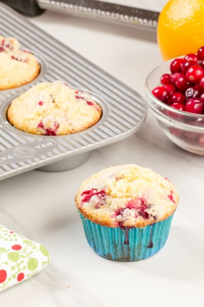 Cranberry Orange Muffins Picture