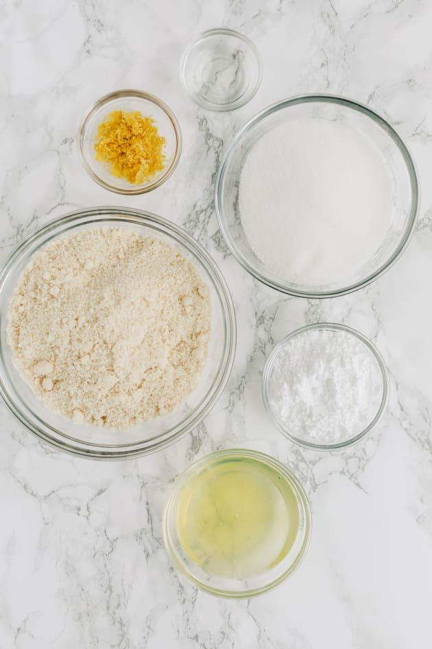 Gluten Free Lemon Crinkle Cookies Pic
