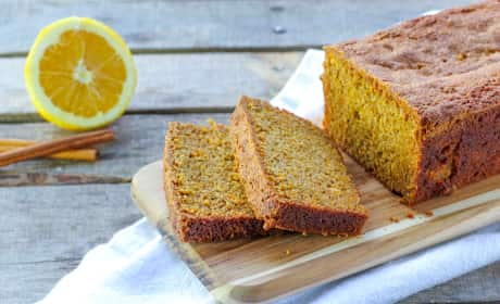 Spicy Butternut Squash Bread Recipe