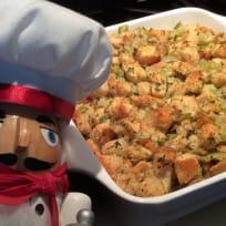 Garlic & Herb Bread Dressing