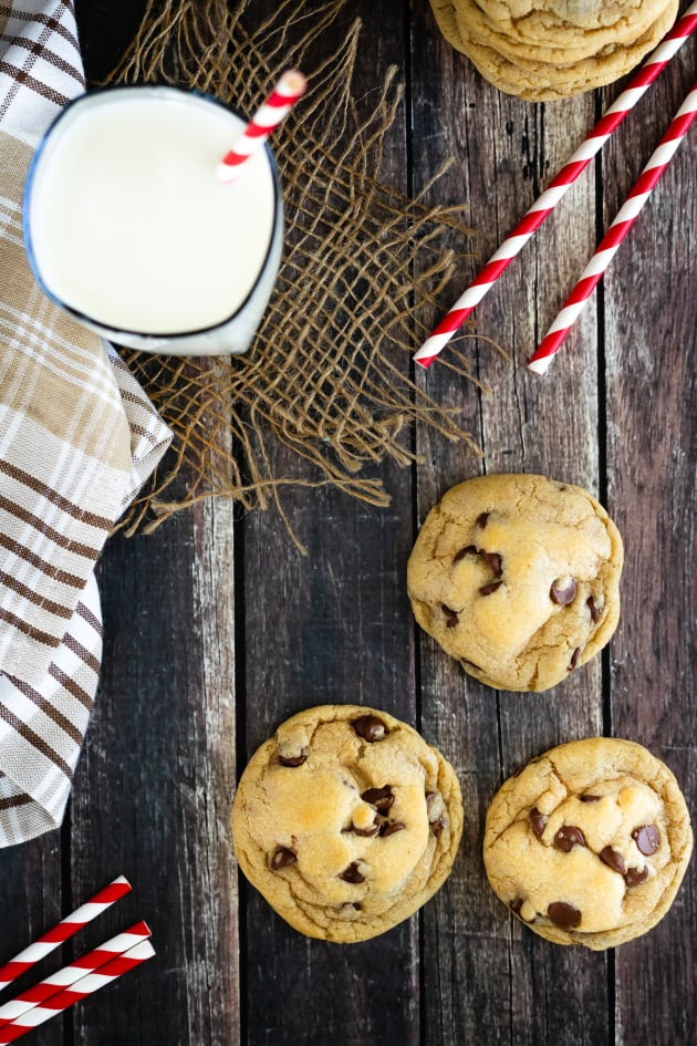 Easy Chocolate Chip Cookies Picture