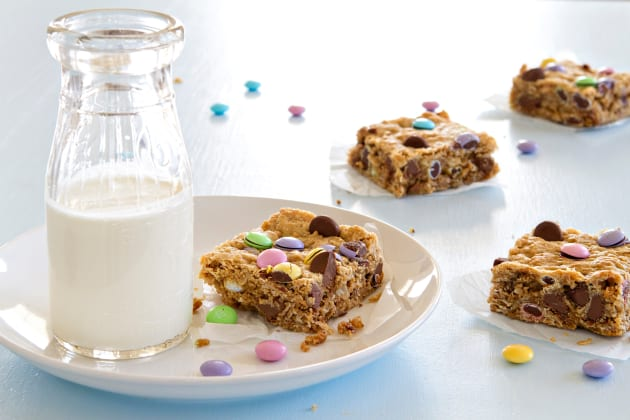 Monster Cookie Bars Image