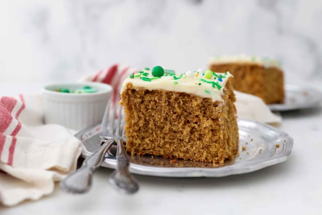 Gingerbread Cake Photo