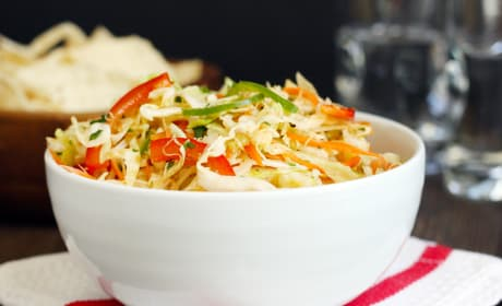 Mexican Coleslaw Recipe