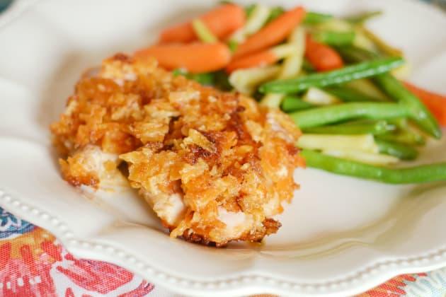 Cheddar Sour Cream Chicken Photo