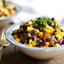 Black Bean Mango Salad Recipe