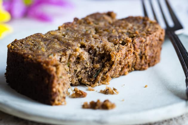Vegan Zucchini Bread with Five Spice Photo