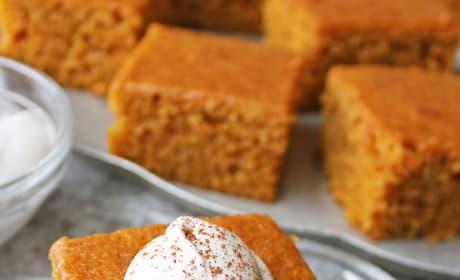 Easy Gluten Free Pumpkin Spice Cake Image