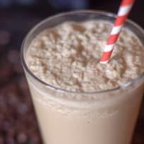 Dairy Free Mocha Frappe Recipe