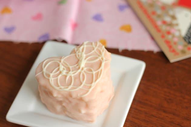 Little Debbie Valentine Cakes Photo