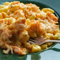 Ina Garten Lobster Mac and Cheese