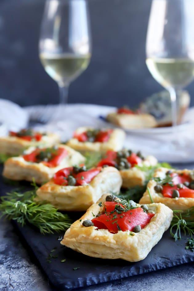File 1 - Smoked Salmon Avocado Cream Cheese Pastries