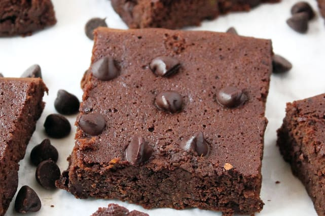 Gluten Free Double Chocolate Bars Recipe