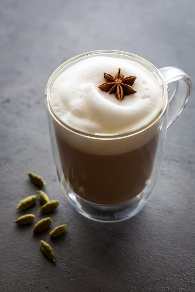 Spiked Chai Latte Image