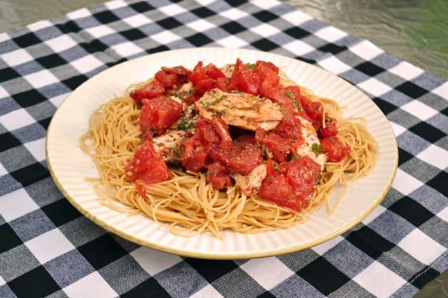 Chicken Bruschetta Picture