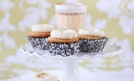 Eggnog Cupcakes Pic
