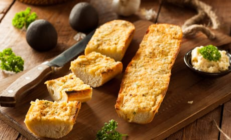 Garlic Bread Photo