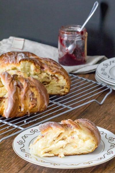 Cranberry Breakfast Bread Pic