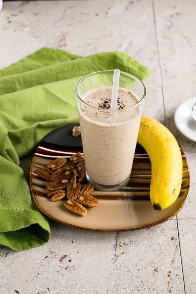 Healthy Homemade Vanilla Frappuccino Picture
